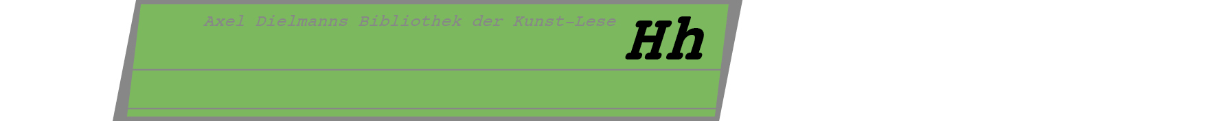 Kartei-H