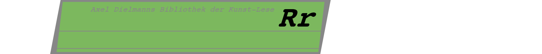 Kartei-R